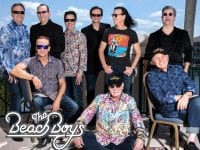Pressefoto: The Beach Boys.
